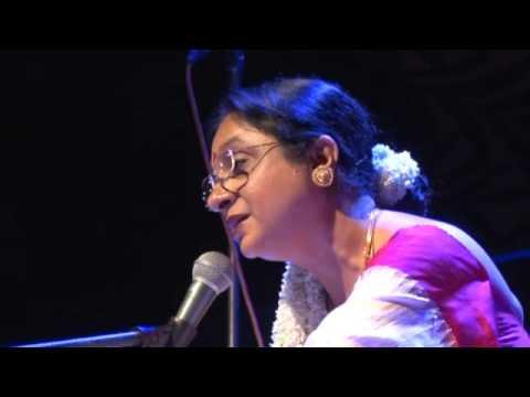 ami akriti adham written by Rajanikanto Sen live at Rabindra Sadan by Nupurchhanda Ghosh