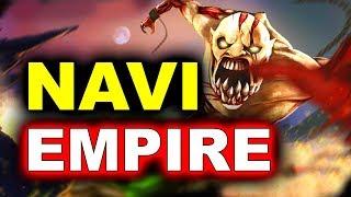 NAVI vs EMPIRE - SEMI-FINAL - WePlay! Tug of War: Radiant DOTA 2