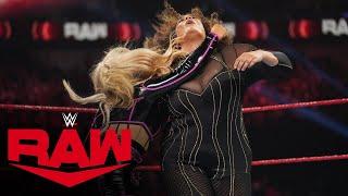 Natalya & Tamina vs. Nia Jax & Shayna Baszler: Raw, July 19, 2021