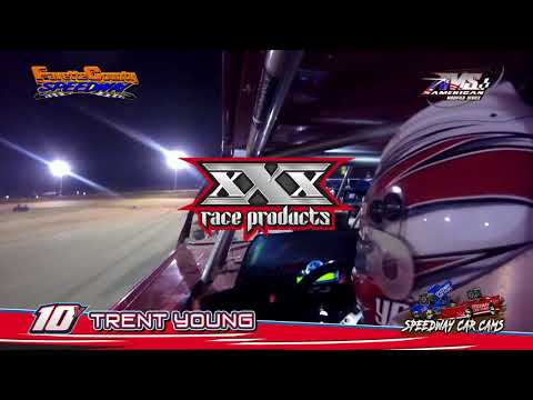 #10Y Trent Young - Open Wheel - 5-5-18 Fayette County Speedway - In Car Camera