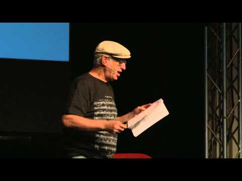Alternative higher education pioneers, bringing them back to life!: Jerry Mintz at TEDxBergen