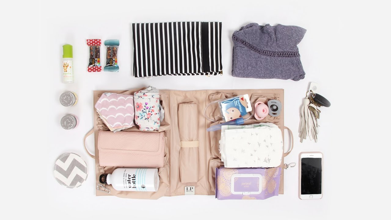 Ng Your Diaper Bag When Tfeeding A Newborn