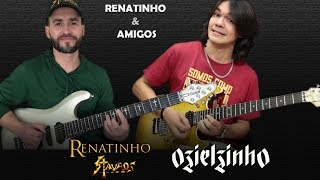 """Ozielzinho é o primeiro convidado da serie """"Renatinho e Amigos""""!"""