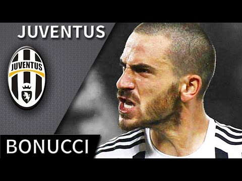 Leonardo Bonucci • 2016/17 • Juventus • Best Defensive Skills & Goals • HD 720p