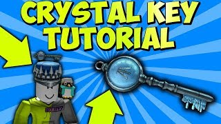 HOW TO GET THE CRYSTAL KEY! *FULL TUTORIAL* Roblox Ready Player One Event