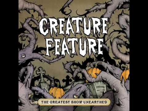 creature feature buried alive