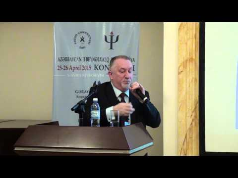 Azerbaijan II International Psychology Conference (Day I, Part I)
