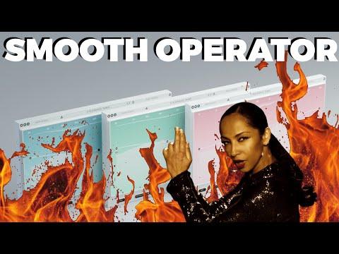 Review Smooth Operator (Baby Audio) - Devenir Beatmaker