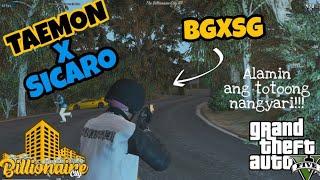 NADAMAY ako sa LABAN ng BGXSG at SICARO?! - Billionaire City RP GTA 5