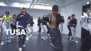 KAROL G, Nicki Minaj - Tusa / Mull choreography.mp3