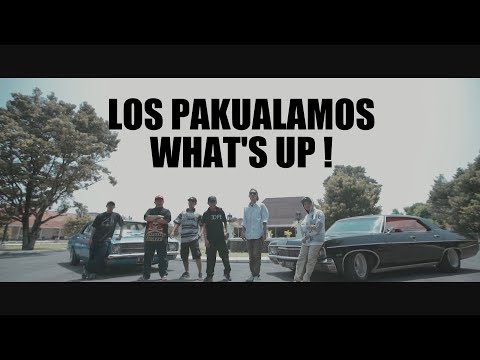 LOS PAKUALAMOS - What's Up ! ( Official Music Video ) Mp3