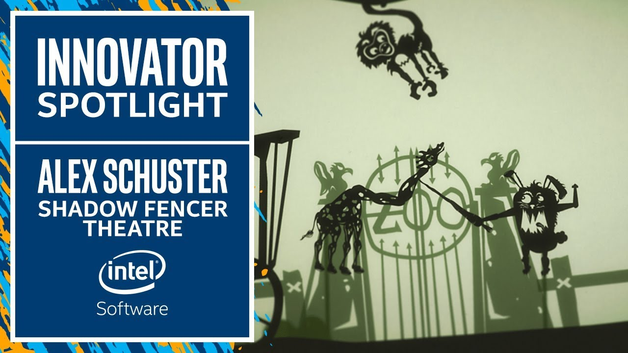 Alex Schuster and Shadow Fencer Theatre | Innovator Spotlight | Intel Software