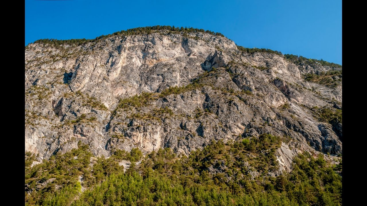 Klettersteig Haiming : Geierwand klettersteig haiming youtube
