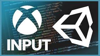 Unity 2018 | XBOX ONE Input Tutorial + FREE Download