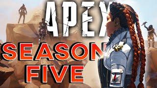LOBA HAS THE BEST VOICE LINES! Ft. Shroud & sYnceDez |  Season 5 Apex Legends Highlights