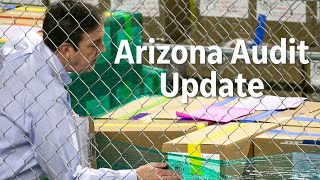 Preliminary report from Cyber Ninjas & when other documents possibly released in Arizona Audit