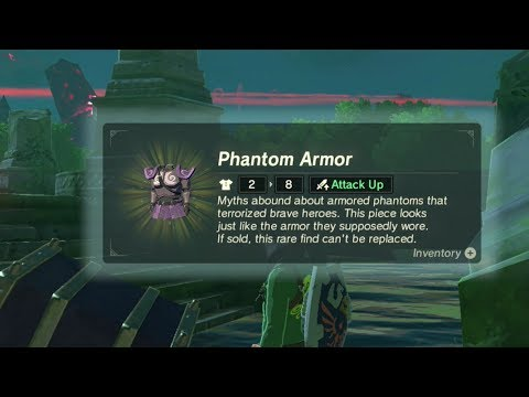 Game Ghost Warrior Breath Of The Wild Dlc Armor Locations