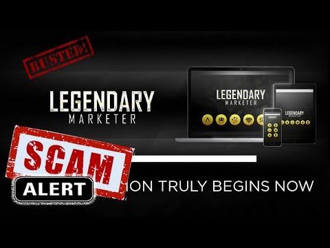 ⚠️Legendary Marketer Review - Is It A Scam !? ⚠️