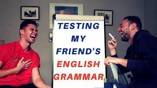 Do British People Know Grammar?