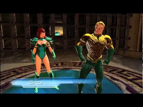 DC Universe Online Aquaman Mission