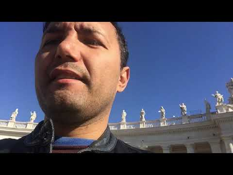 A glimpse of Vatican City - Travel to Italy.