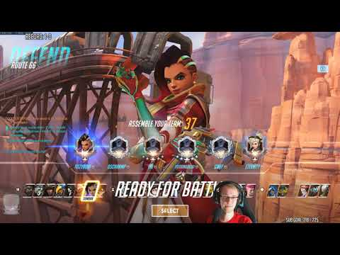 Top 500 Sombra on Route 66 - Final Day of S7