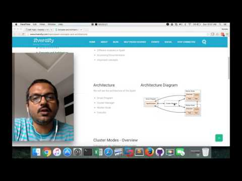 Apache Spark - Architecture Overview