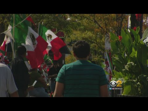 Hispanic Population Surges In Chicago