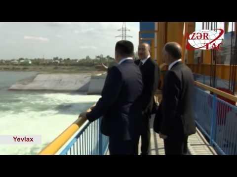 Varvara Su Elektrik Stansiyası yenidənqurmadan sonra istismara verilib