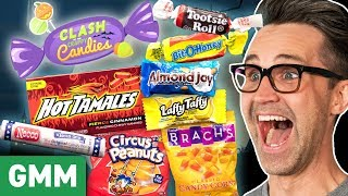 Worst Halloween Candy Taste Test (Day 2) Video