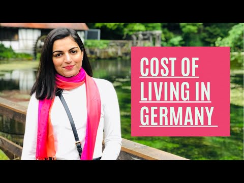 GERMANY COST OF LIVING | PER MONTH EXPENSES | EUROPE LIFE OF INDIANS | Flying Abroad