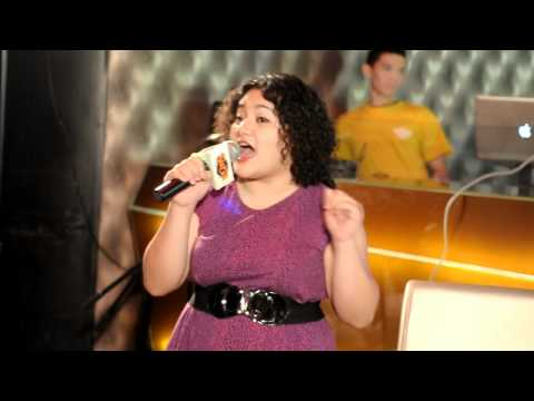 Najwa Cucu P. Ramlee (Live)
