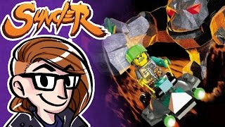 Sunder - Revisiting 1999 with Lego Rock Raiders
