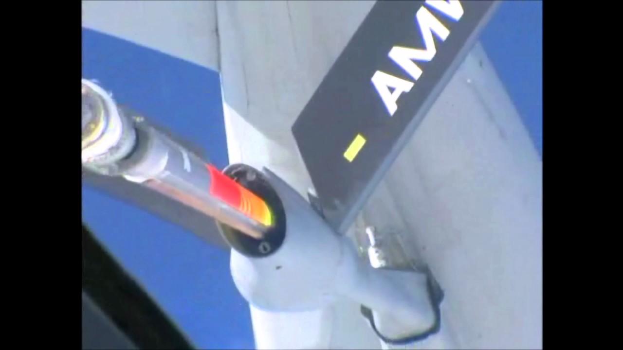 air force 1 mid air refuel