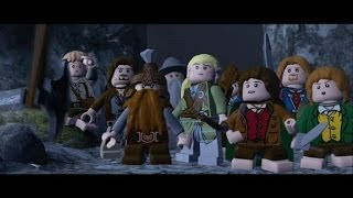 LEGO Lord of the Rings Walkthrough Part 4 - The Pass of Caradhras