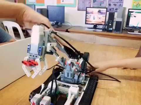Robotic class (WIS) solomon islands