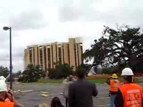 Armed Forces Retirement Home Implosion