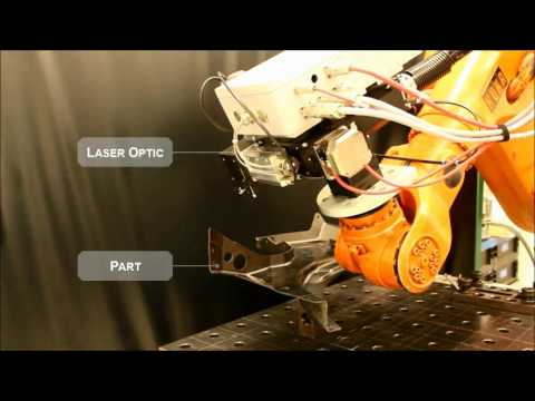 Remote Laser Drilling of Carbon Fiber Reinforced Polymers supported by Simulation