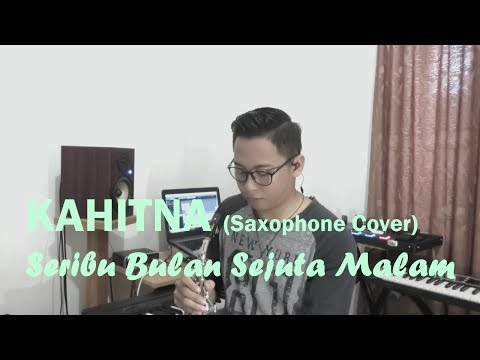 Kahitna - Seribu Bulan Sejuta Malam (Saxophone Cover) #kahitna