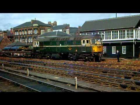 British Railways 1960