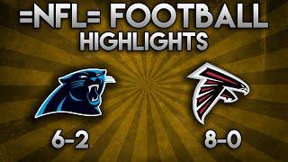 =NFL= Roblox Football Highlights | ATL @ CAR