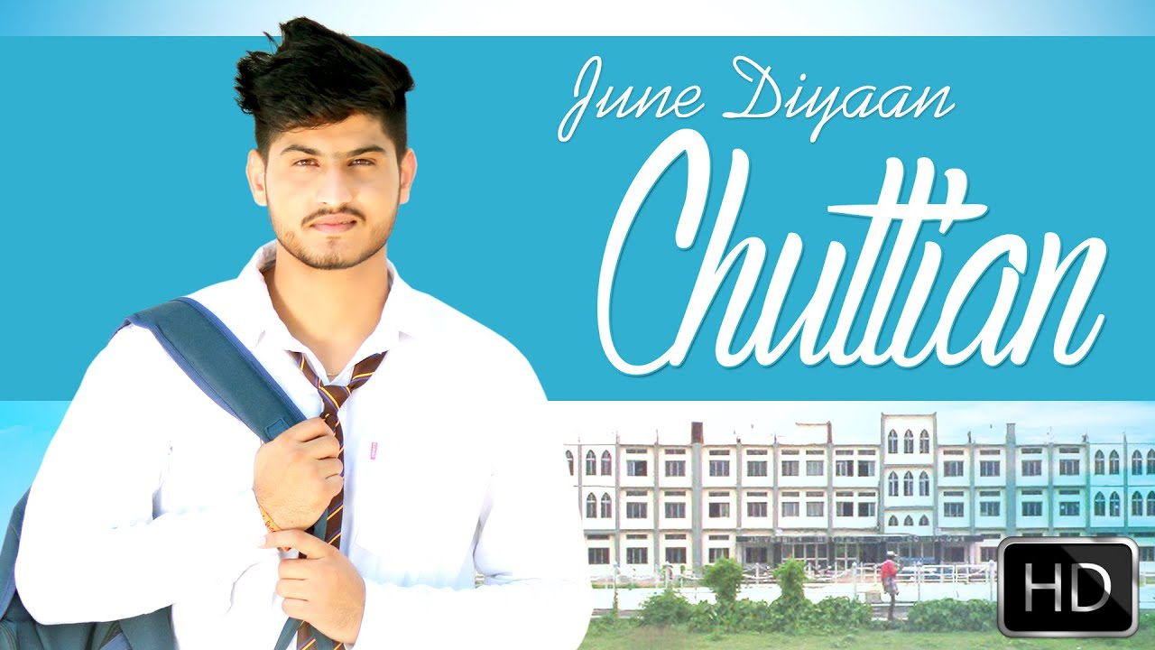 Gurnam Bhullar | June Diyan Chuttiyan | Latest Punjabi Romantic songs | Trendz Music