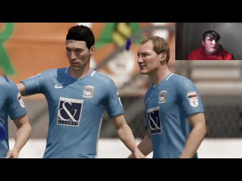 FIFA 18 Coventry City Youth Challenge S01E03