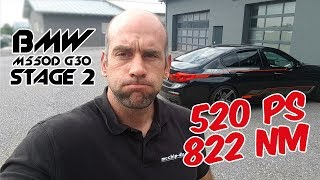 BMW M550D G30 CHIPTUNING 520 PS 822 NM | mcchip-dkr