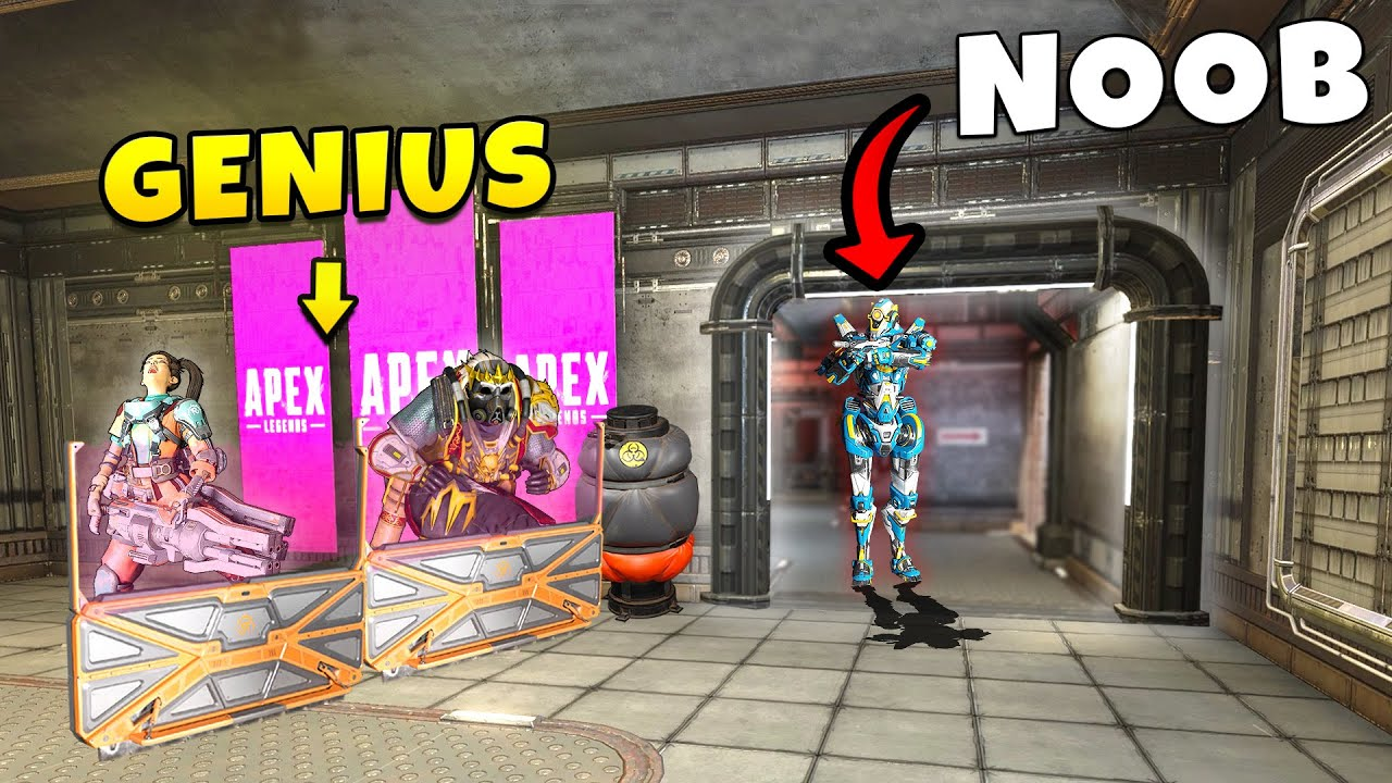 NEW Apex Legends FUNNY & EPIC Moments #427