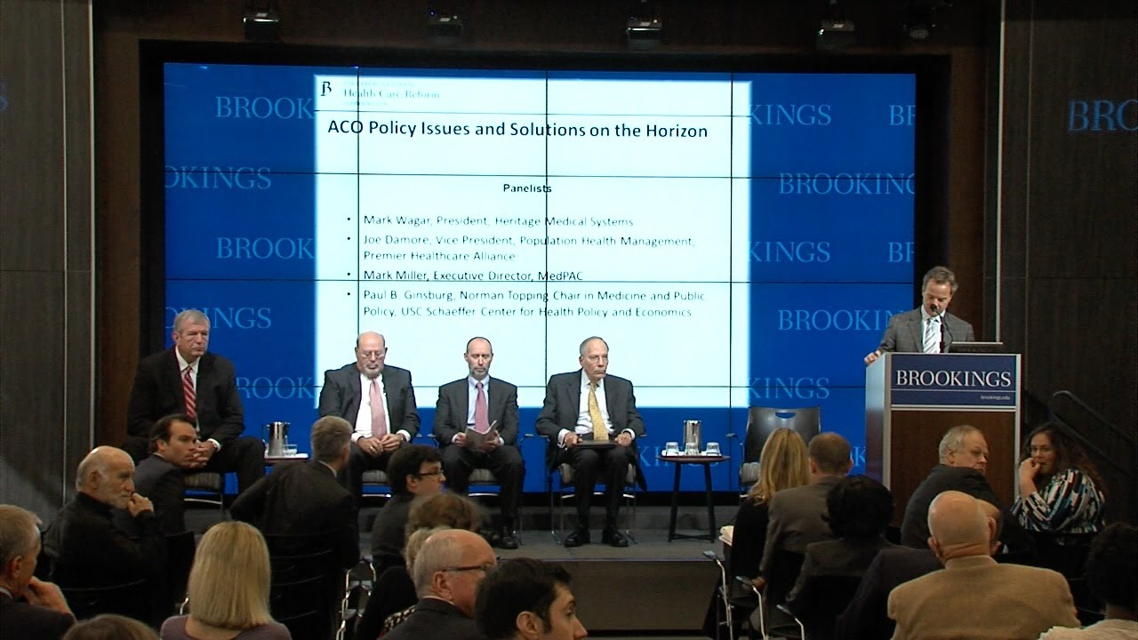 Aco Policy Issues And Solutions On The Horizon Youtube