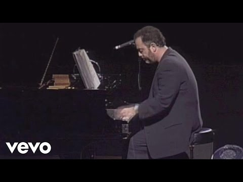 Billy Joel - Q&A: Alexander Joel Asks For One More Song (Nuremberg 1995)