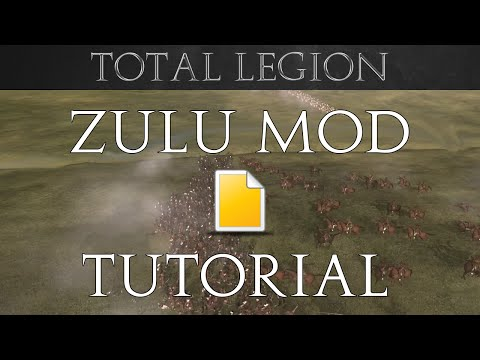 Napoleon Total War: Zulu Mod Installation Tutorial