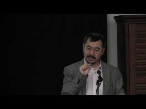 Tian Song on Ecological Civilization - Alternative Futures Conference