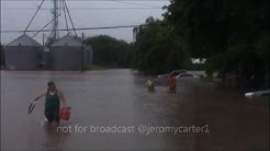 Maysville Oklahoma Flood, June 12, 2016
